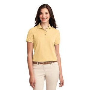 Port Authority® Ladies Silk Touch™ Polo Shirt